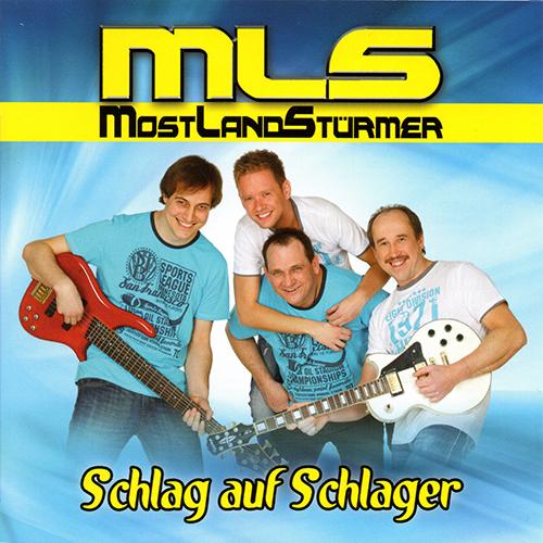 """Mostlandstürmer – """"Schlag auf Schlager"""" (2014)"""