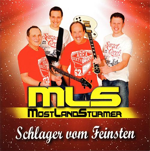 """Mostlandstürmer – """"Schlager vom Feinsten"""" (2015)"""
