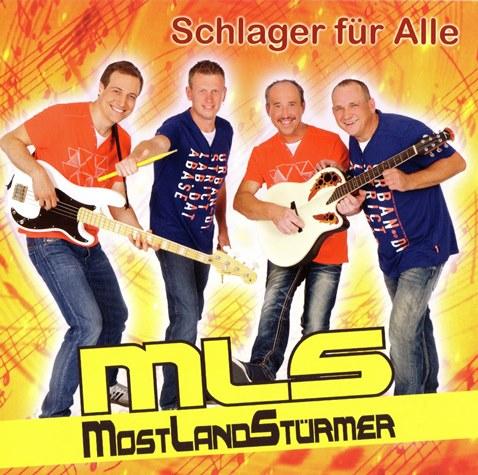 """Mostlandstürmer – """"Schlager für Alle"""" (2018)"""